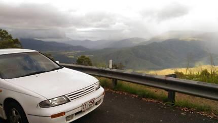 Nissan Bluebird 1996 automatic REGO/RWC Brisbane Region Preview