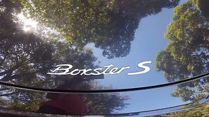 2005 Porsche Boxster Coupe Sorrento Mornington Peninsula Preview