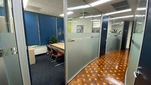 Can't work at home?  Need a private lockable and safe office?