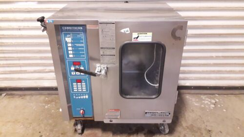 ALTO SHAAM HUD 6.05  COMBITHERM ELECTRIC CONVECTION STEAMER COMBO COMBI OVEN_$$~