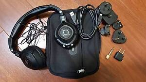 Sennheiser MM-550X Bluetooth Travel Headphones + Microphone Thebarton West Torrens Area Preview