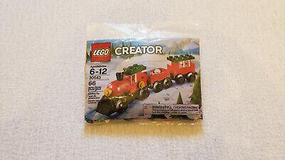 Lego 30543 Creator Holiday Christmas Train (Brand New Polybag) FREE SHIP