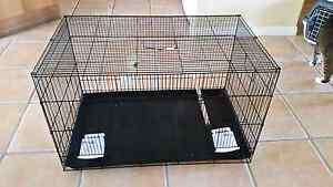 Bird cage 31 inches long x 19 ins high x 19 ins deep Lakewood Port Macquarie City Preview