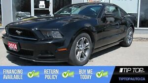 2014 Ford Mustang V6 ** 1 Owner, Brand New Tires, Clean CarFax *