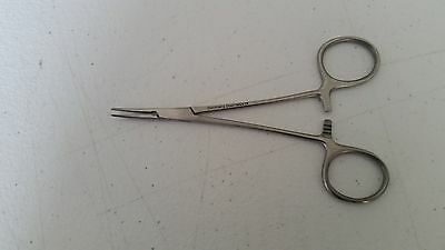 Halstead Mosquito Forceps 5 Curved German Stainless Ce Dental Surgical