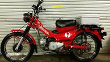 Honda ct110 postie bike . Blayney Blayney Area Preview