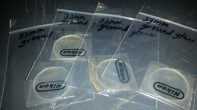 Microscope Diffusion Filter 33mm Nikon