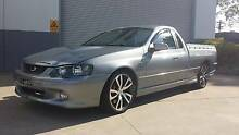 For Sale or Swaps - 2003 Ford BA XR6 Turbo Ute Auto Westmead Parramatta Area Preview
