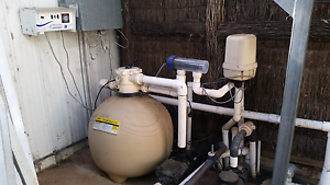 Swimming pool filter Leppington Camden Area Preview