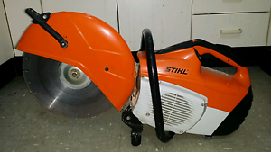 "DEMOLITION SAW ""STIHL TS 500i"" NEW CONDITION Seven Hills Blacktown Area Preview"