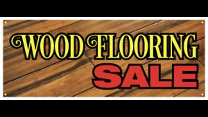 Timber and laminate flooring