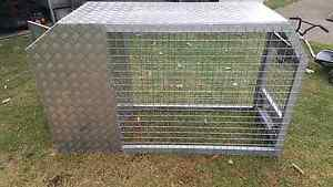 ute dog cage/toolbox dog box Blacktown Blacktown Area Preview