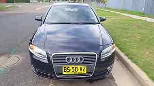 Audi A4 2006 Bankstown Bankstown Area Preview