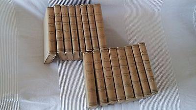 Gustav Freytag, Gesammelte Werke, 1. und 2. Serie, 16 Bände (vollständig)