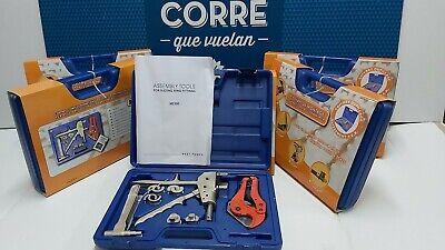 Prensa De Montaje mediana barbi ,reticulado Manual 12,16,20,25,