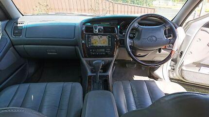 Toyota Avalon grande
