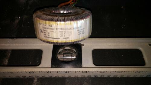 toroidal transformer - 120v