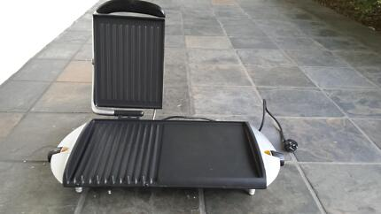 George Forman's electrical griller large bbq
