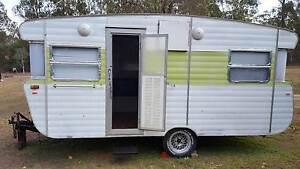 viscount 16ft caravan Nanango South Burnett Area Preview