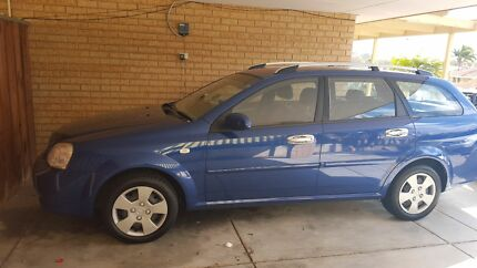 Holden Viva JF 2007 Marangaroo Wanneroo Area Preview