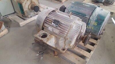 100 Hp Marathon Electric Motor 3600 Rpm 405ts Frame Tefc 575 V