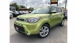 2014 Kia Soul EX+ BACK UP CAMERA HEATED FRONT SEATS