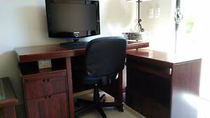 Small Office/ Student Modular Desk Suite Bardwell Valley Rockdale Area Preview