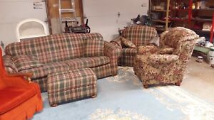 Couches and Armchairs Lot