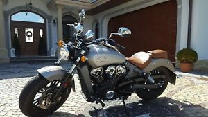 Indian SCOUT M