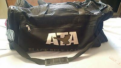 ATA Sparring Gear and Weapons Bag Martial Arts Taekwondo Accessory Duffle Bag