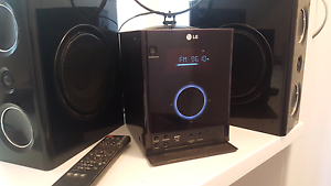 LG stereo system Joondanna Stirling Area Preview