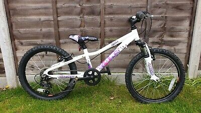 "Saracen Spice 20"" Wheels Aluminium Frame 6 Gears Girls/Childrens/Kids/Boys Bike"