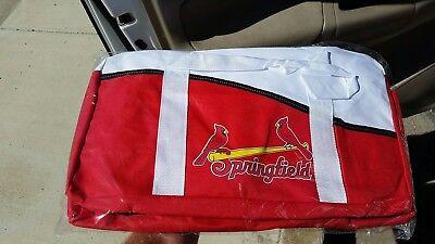 St Louis Springfield Cardinals Expedia gym duffle bag SGA ()
