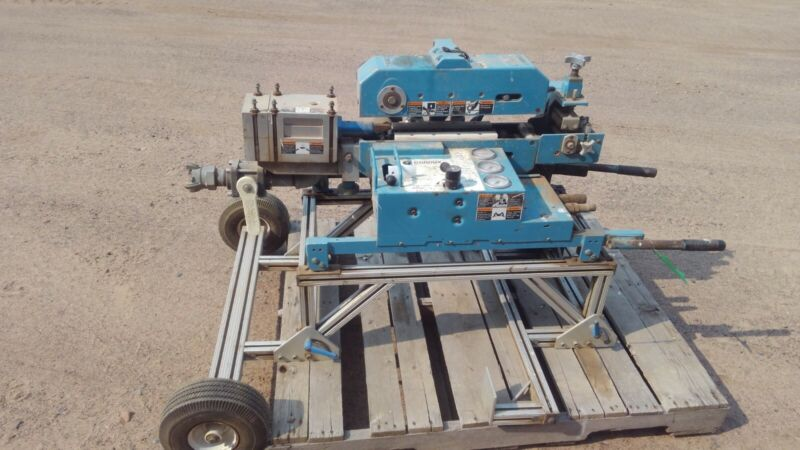 Condux Fiber optic cable blower. Cable pusher,
