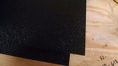 Black Abs Sheet12 X 24 X 14 Vacuum Forming Rc Body Thermoforming Crafts