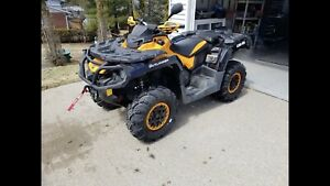2016 can am outlander max xt-p 850