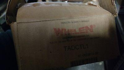 Whelen Led Traffic Advisor Control Box Pn Tadctl1