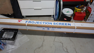 Projector  screen 105 inch remote  new in box 2 year warranty Keysborough Greater Dandenong Preview