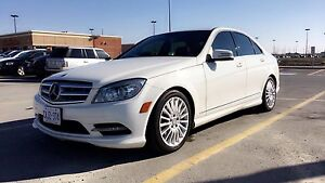 Mercedes Benz 2011 C250  4matic for sale!!