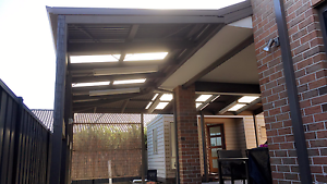 Verandah dismantled, ready to go Craigieburn Hume Area Preview