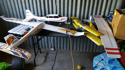 RC Planes & gear *Price Drop*