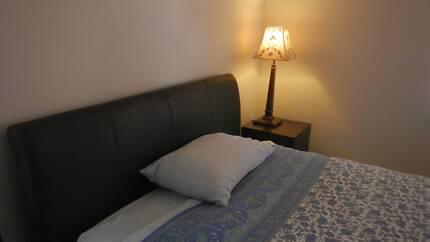 Short term furnished room for rent