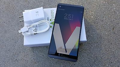 Lg V20 H918 64Gb Gsm Unlocked Metro Pcs T Mobile At T4g 5 7  Android Smartphone