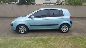 2006 Hyundai Getz Hatchback 5 door , great conditions throughout Biggera Waters Gold Coast City Preview