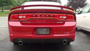 DODGE CHARGER SRT8 FULL FACTORY EXHAUST SYSTEM