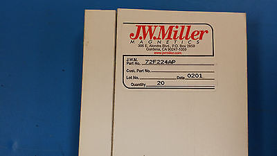 5 Pcs 72f224ap Jw Miller Rf Fixed Inductor 220uh 5 Axial Lead