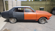 Datsun 120y rust free shell Modbury North Tea Tree Gully Area Preview