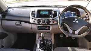 Mitsubishi Triton GLX-R, low km!! Cairns Cairns City Preview