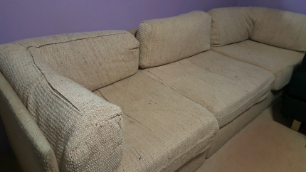 3 seater lounge