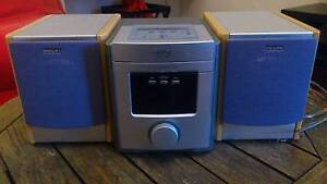 Phillips Stereo System Radio CD Player with 2 Speakers Randwick Eastern Suburbs Preview
